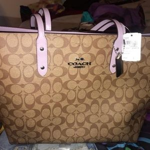 Brand new authentic coach purse new with tags